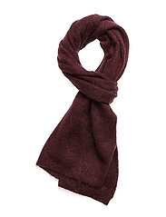 Brook Knit Scarf - PORT ROYALE
