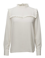 New Mist Blouse - OFF WHITE