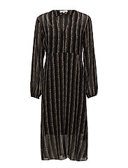 Garda Dress - BLACK