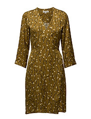 Callie Dress - TAPENADE