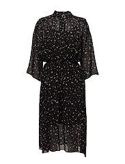 Callino Dress - BLACK