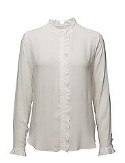 Rabia Shirt - WHITE