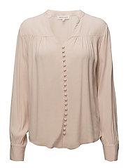 Roxanna Shirt - Cameo Rose