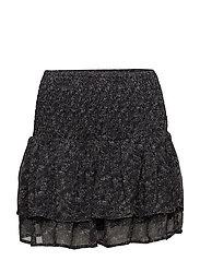 Ava Skirt - BLACK