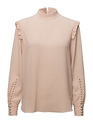 Kruse Blouse - Cameo Rose