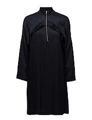 Hai Dress - Navy