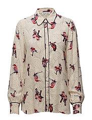 Birdie Shirt - Off White