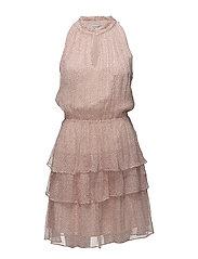 Astrid Layer Dress - Cameo Rose