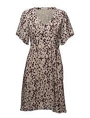 Leanna Dress - OFF WHITE