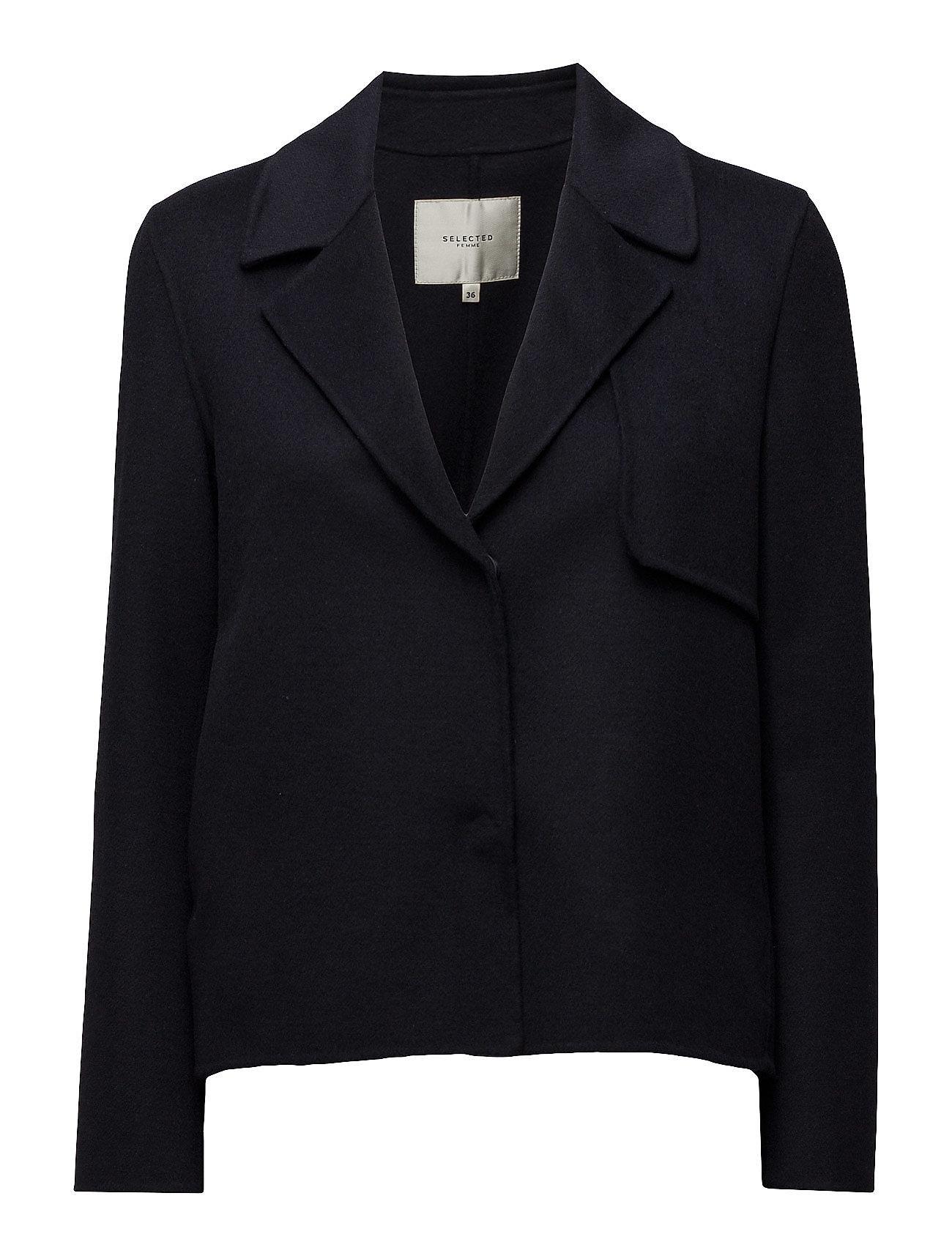 Sftana Short Jacket H Selected Femme Jakker til Damer i