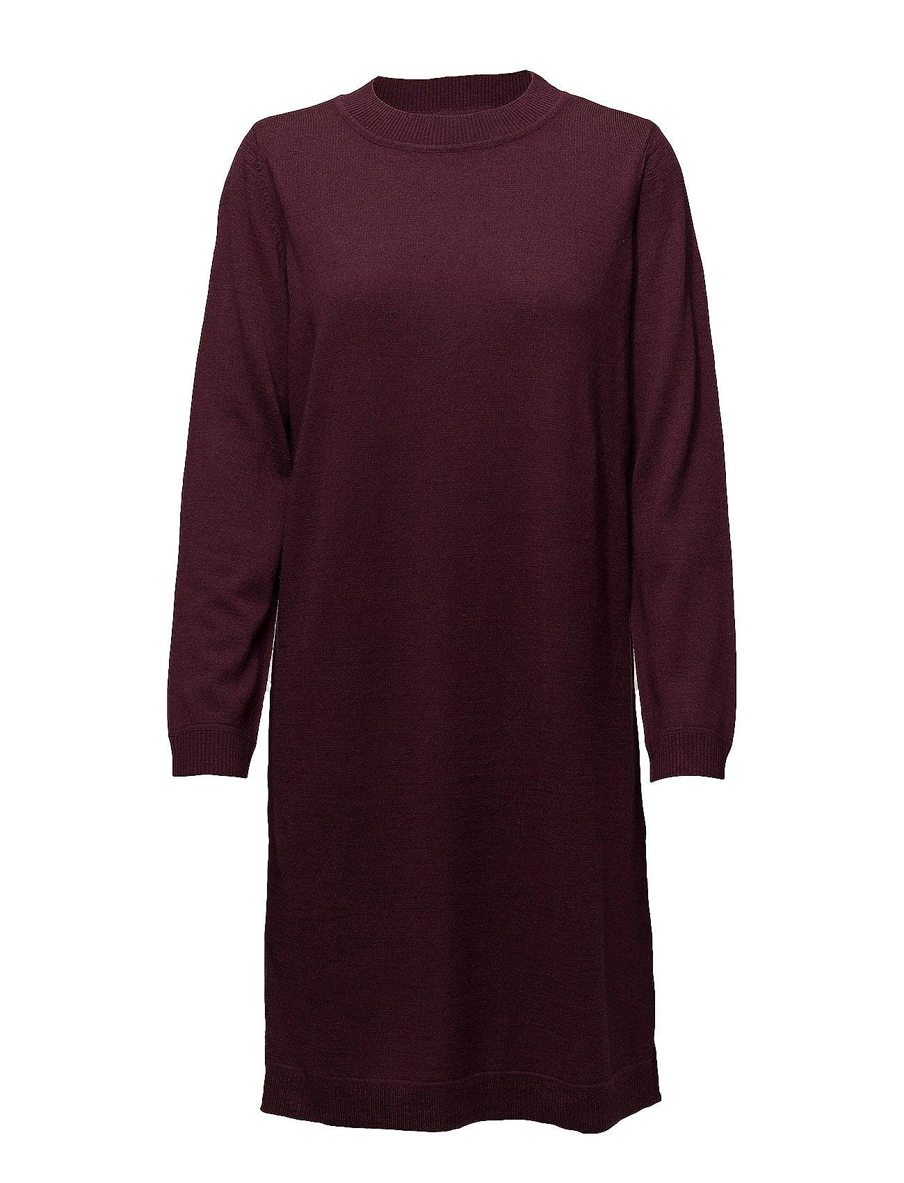 Sfeileen Ls Knit O-Neck Dress Selected Femme Dresses thumbnail