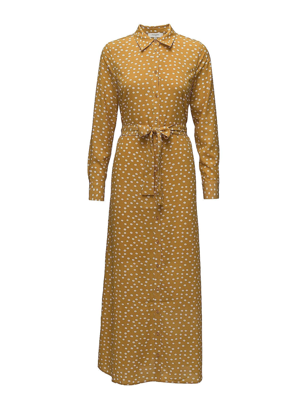 Sfchanie Ls Long Dress Rt Selected Femme Dresses thumbnail