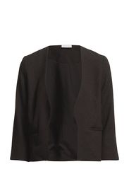 LANA SHORT BLAZER - Black