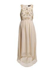 EDITH SL LONG DRESS F - Kitt