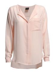 DYNELLA LS SHIRT - Peach Blush