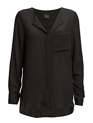 Selected Femme - Sfdynella Ls Shirt F Noos