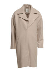 CATRIN LS COAT F - Feather Gray