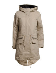 MADDY PARKA F - Plaza Taupe
