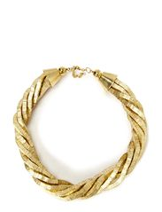 HOLLY NECKLACE - Gold Colour