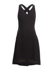 BADINA SL DRESS F - Black