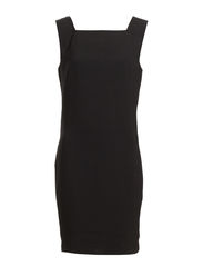 MISTY SL DRESS F - Black