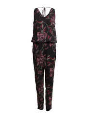 ARA SL JUMPSUIT F - Black