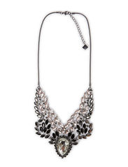SHADOW NECKLACE - Black