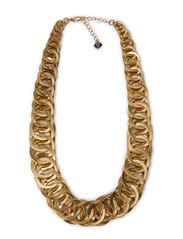 ALVAS NECKLACE - Gold Colour