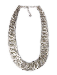 ALVAS NECKLACE - Silver