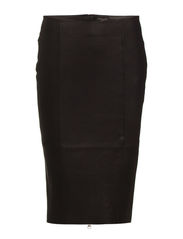 VITO MW PENCIL SKIRT - Black