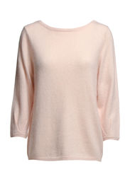 SFNOVA 3/4 KNIT PULLOVER F - Peach Blush
