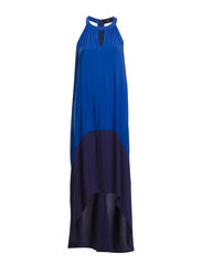 SFSAMBA SL LONG DRESS F RT - Sodalite Blue