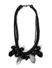SFLERA NECKLACE - Black