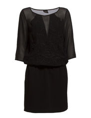SFAIA 3/4 DRESS FJ EX - Black