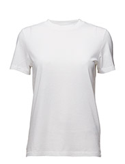 SFMY PERFECT SS TEE - BOX CUT NOOS - BRIGHT WHITE