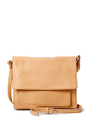 SFDEMA LEATHER BAG - Cognac