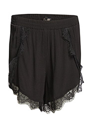 SFBEAUTY MW SHORTS F - Black