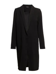 SFTANJA LS LONG BLAZER EX - Black