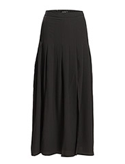 SFNEBA MW LONG SKIRT F - Black