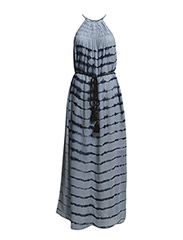 SFMIRIAM SL LONG DRESS- FJ - Dark Navy