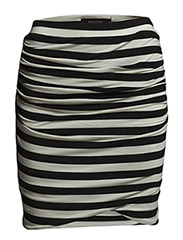 SFMICOL MW SKIRT - F - Black