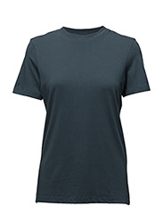SFMY PERFECT SS TEE - BOX CUT COLOR - ORION BLUE