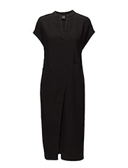 SFCIRA SL DRESS - BLACK