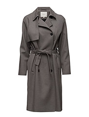 Selected Femme - Sfuffi Ls Trenchcoat H