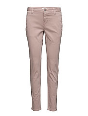 SFINGRID MR 2 TAPERED CHINO ADOBE NOOS - ADOBE ROSE
