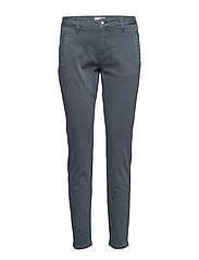 SFINGRID MR 2 CHINO OMBRE BLUE NOOS - OMBRE BLUE