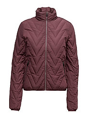 SFJUST DOWN JACKET - VINEYARD WINE