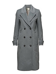 SFSALMA WOOL COAT H - STORMY WEATHER