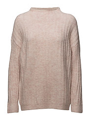 SFMALIA LS KNIT T-NECK