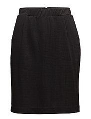 SFMELLA MW SKIRT - BLACK
